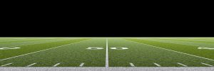 50 yard Line Panoramic Digital Background